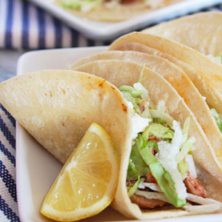 Slow Cooker Spicy Chicken Tacos | Espresspo My Kitchen