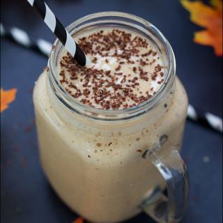 Pumpkin Protein Smoothie | Healthy and Protein Packed |espressomykitchen.com