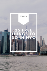25 Things to Do for Free in NYC
