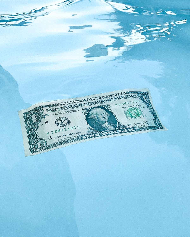 Earning the Float | espressomykitchen.com #wealth #money
